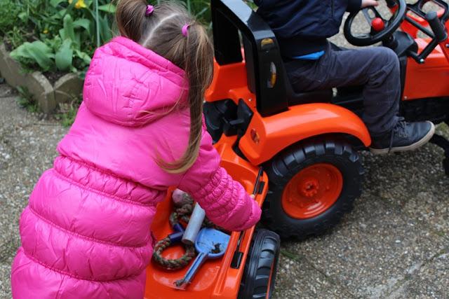 acheter un tracteur pour enfant