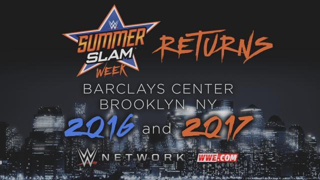 WWE SummerSlam 2017 Schedule