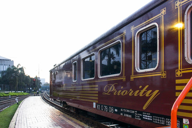 kereta api argo parahyangan prirority