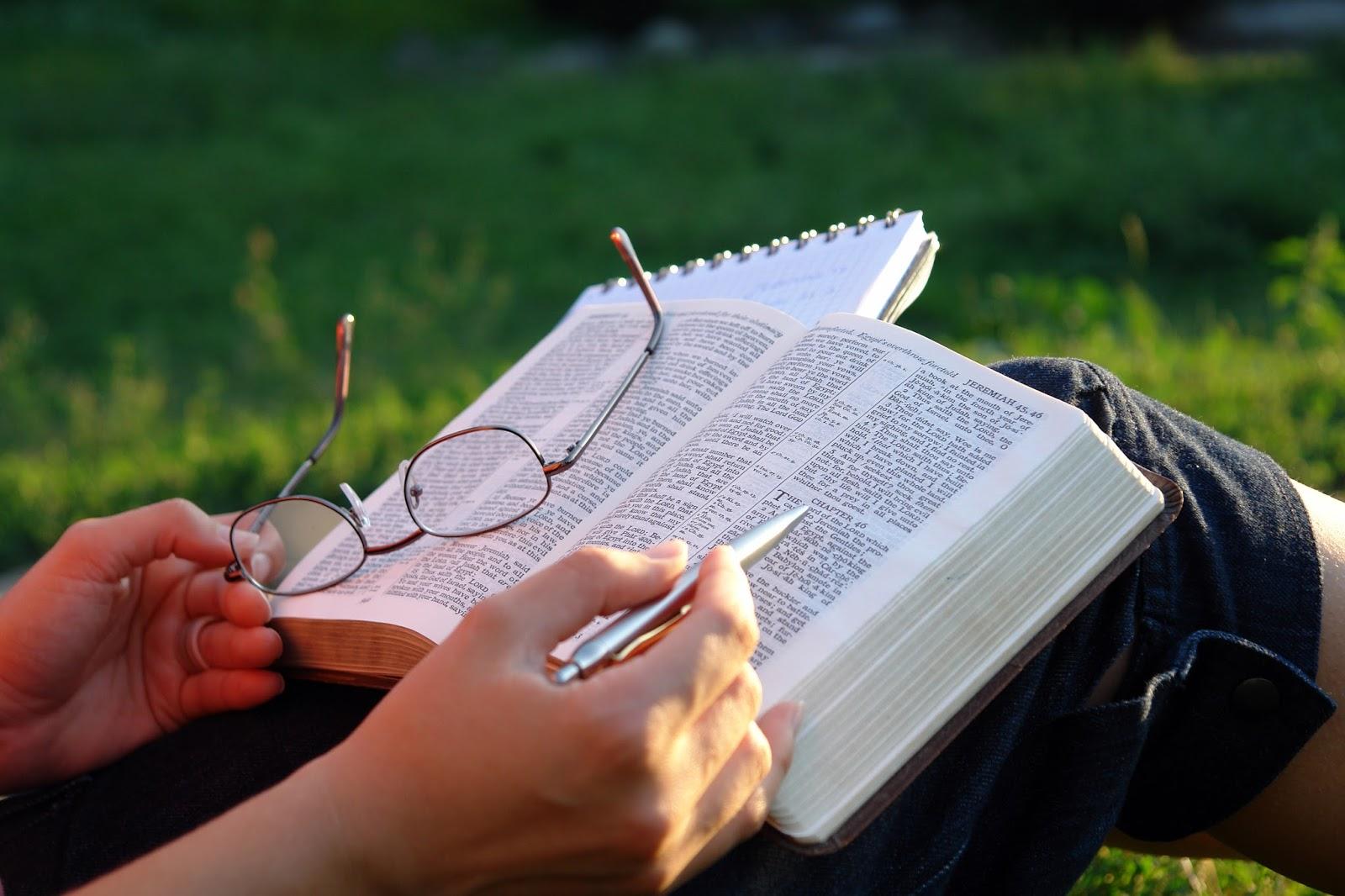 How can you improve the way you read and meditate on the Bible? How can you learn to listen to the Lord's voice better?