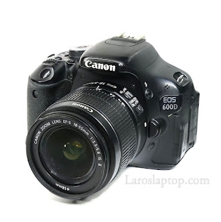 Kamera DSLR Canon 600D Bekas Di Malang