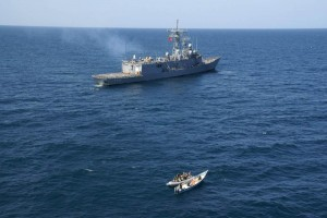 """Η τουρκική κορβέτα """"BAFRA"""" εντός Ελληνικών Υδάτων. Την στοχοποιησε υποβρύχιο του πολεμικού ναυτικού ;"""