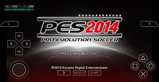 Pro Evolution Soccer 2014 | PES 2014 | PPSSPP Android
