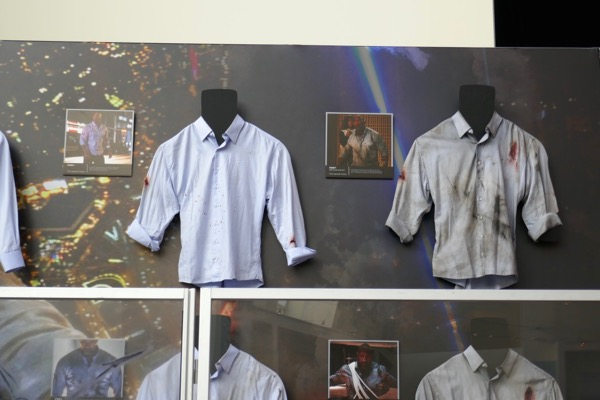 Dwayne Johnson Skyscraper movie shirt