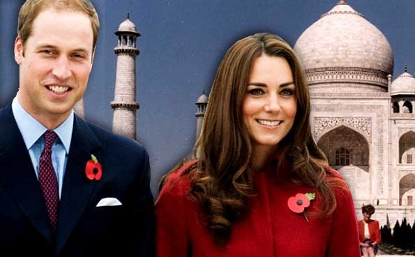 Prince William, Duke of Cambridge and Catherine, Duchess of Cambridge will also visit Taj Mahal during their spring visit to India between