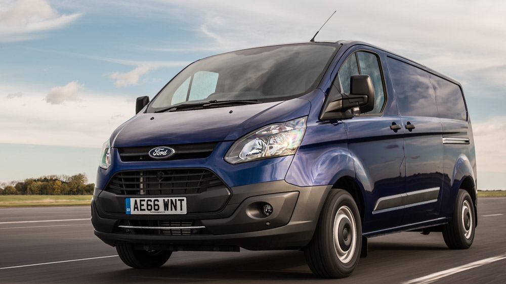 Commercial Truck Success Blog: Ford Transit Custom Plug-In Hybrid due in 2019