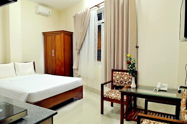 Cho thuê căn hộ Vũng Tàu Lotus Apartment Hotel