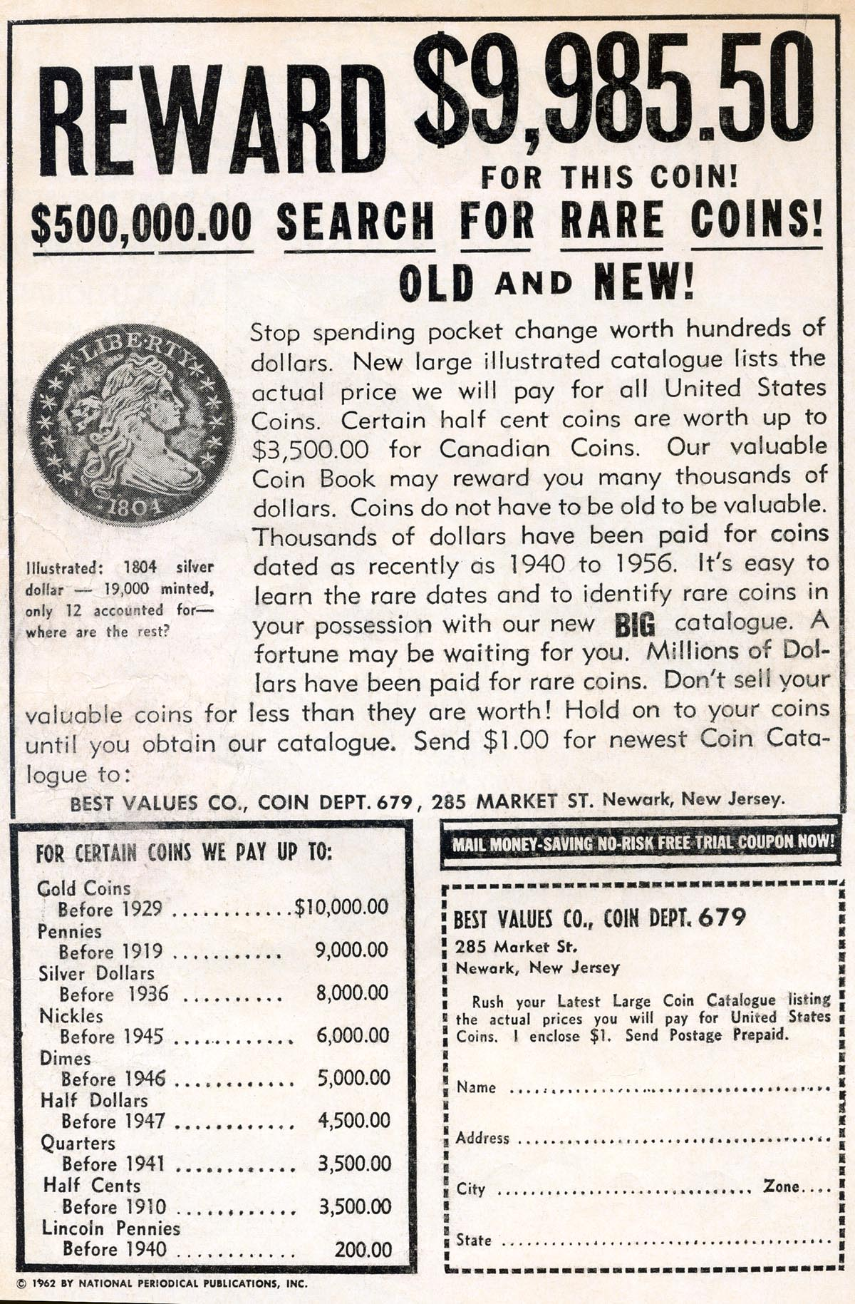 Read online Adventure Comics (1938) comic -  Issue #296 - 2
