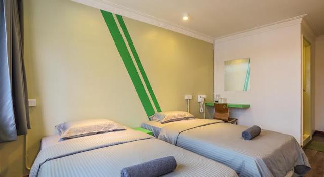 Hotel murah Cameron Highlands