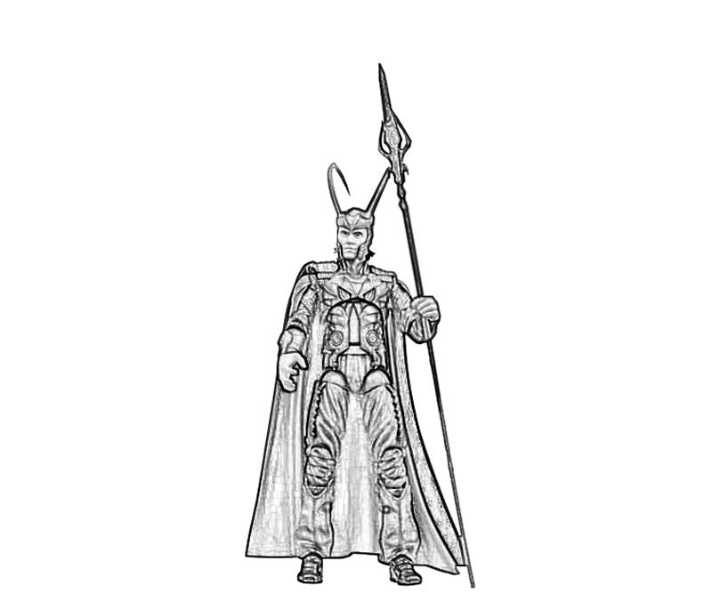 free loki coloring pages - photo#31