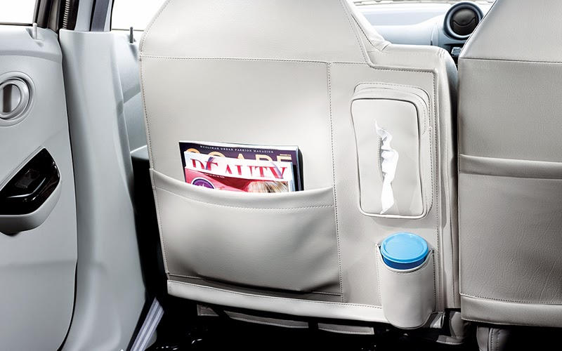 Aksesoris Interior Mobil Datsun Go+