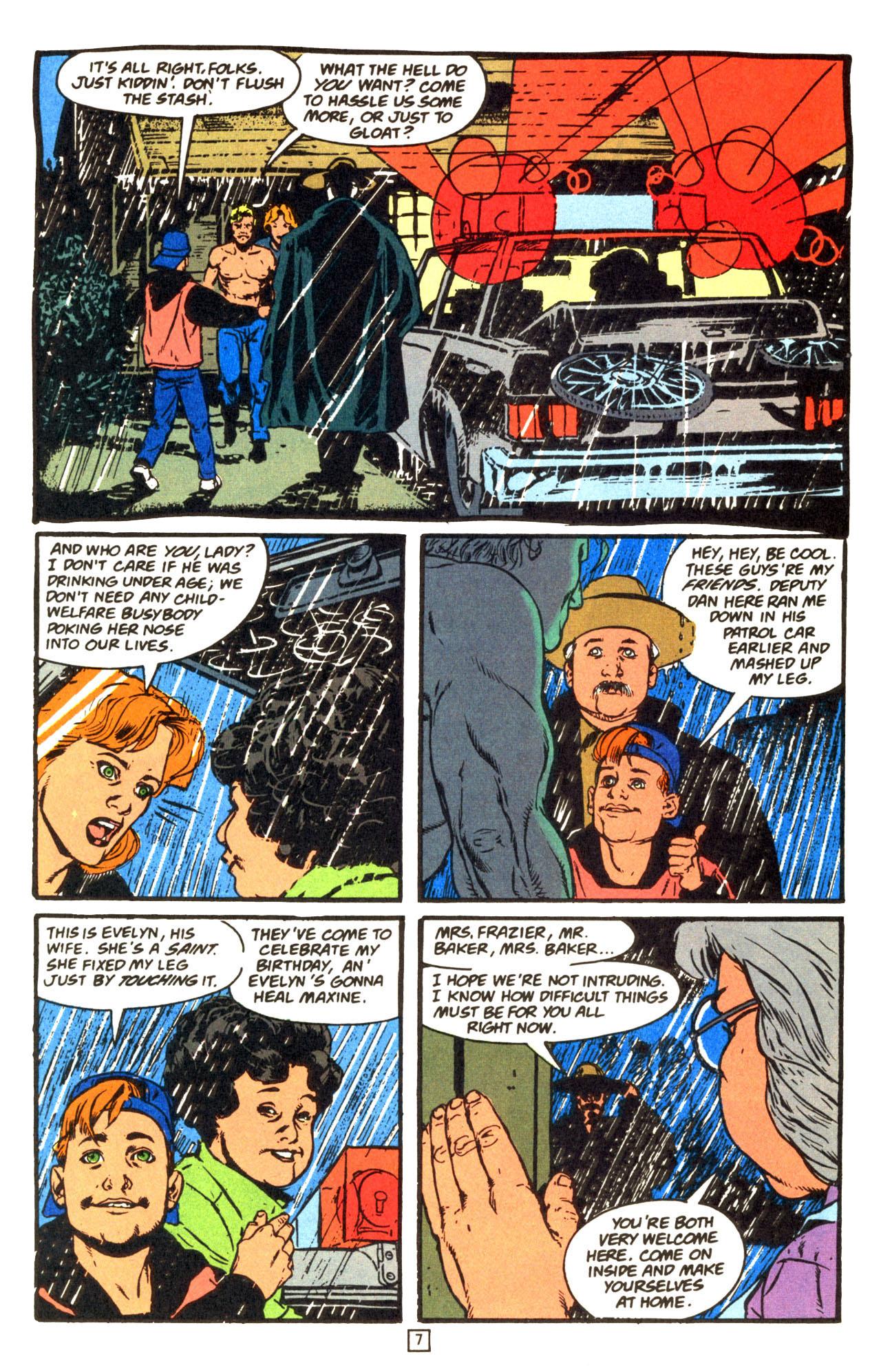 Read online Animal Man (1988) comic -  Issue #68 - 8