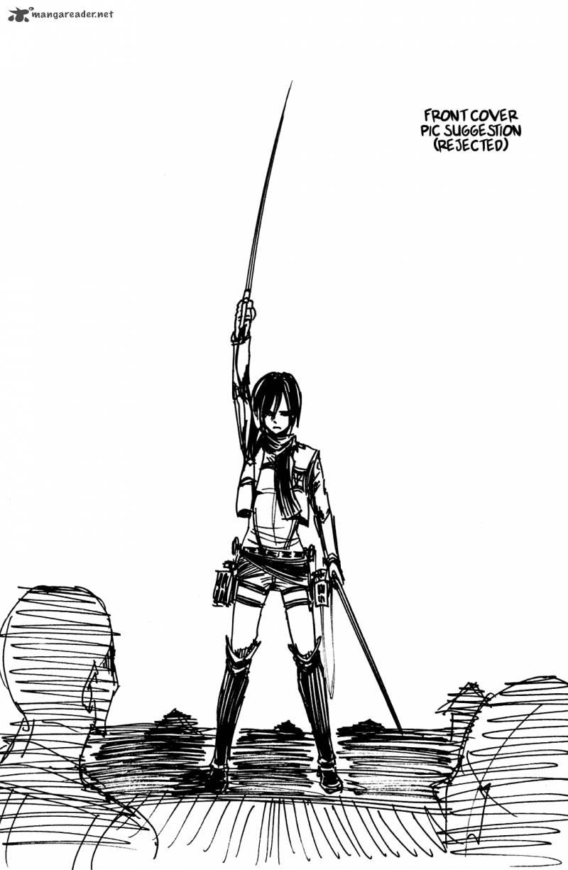Shingeki no Kyojin Ch 7: Short Blade