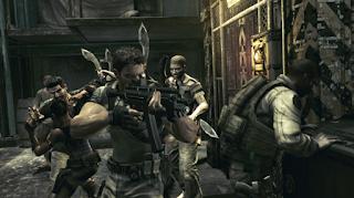 Resident Evil 5 For Shield TV Apk Unlocked all item