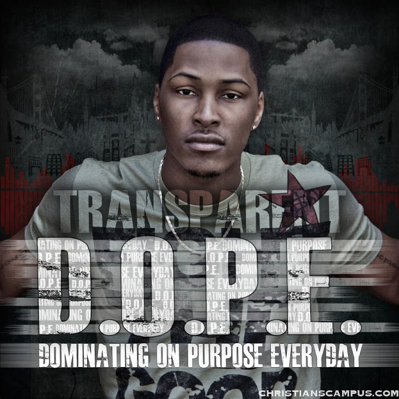 Transparent - D.O.P.E 2011 English Christian Album Download