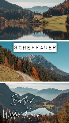 Bergtour Scheffauer | Wandern Wilder Kaiser | leichter Gipfel im Wilden Kaiser | Wandern-Tirol