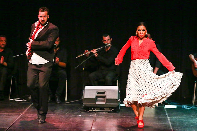 Doña Elena brings the Flair and Passion of Origen Flamenco Show