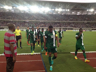 AFCON 2019 Qualifiers: Nigeria, South Africa In Same Group
