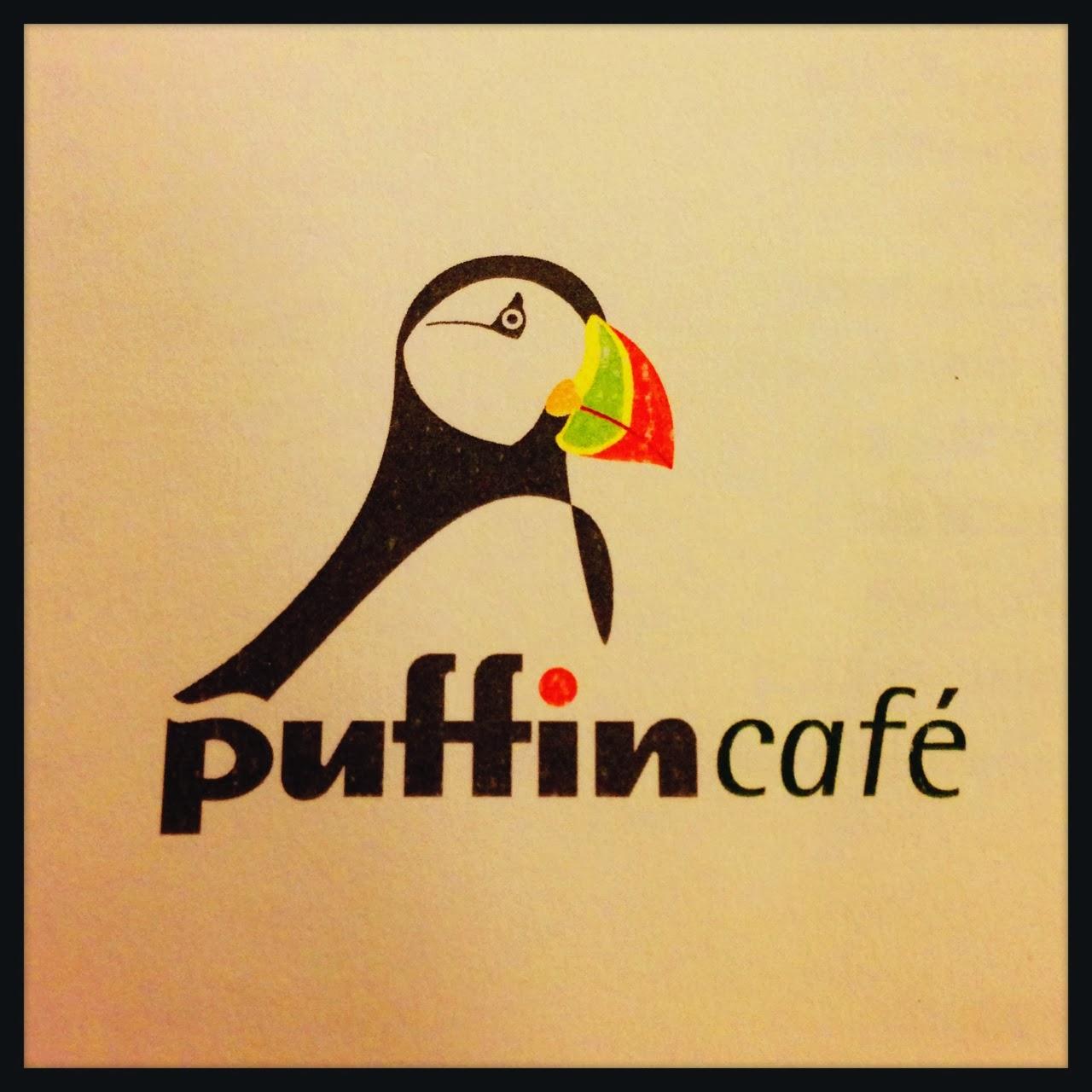 小t: Puffin Cafe