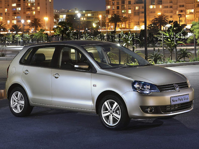 VW Polo Vivo 2018
