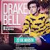Drake Bell volta ao Brasil para show acústico