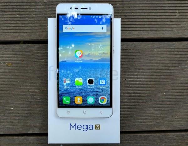 Coolpad Mega 3 , Smartphone Murah dengan Fitur Triple SIM