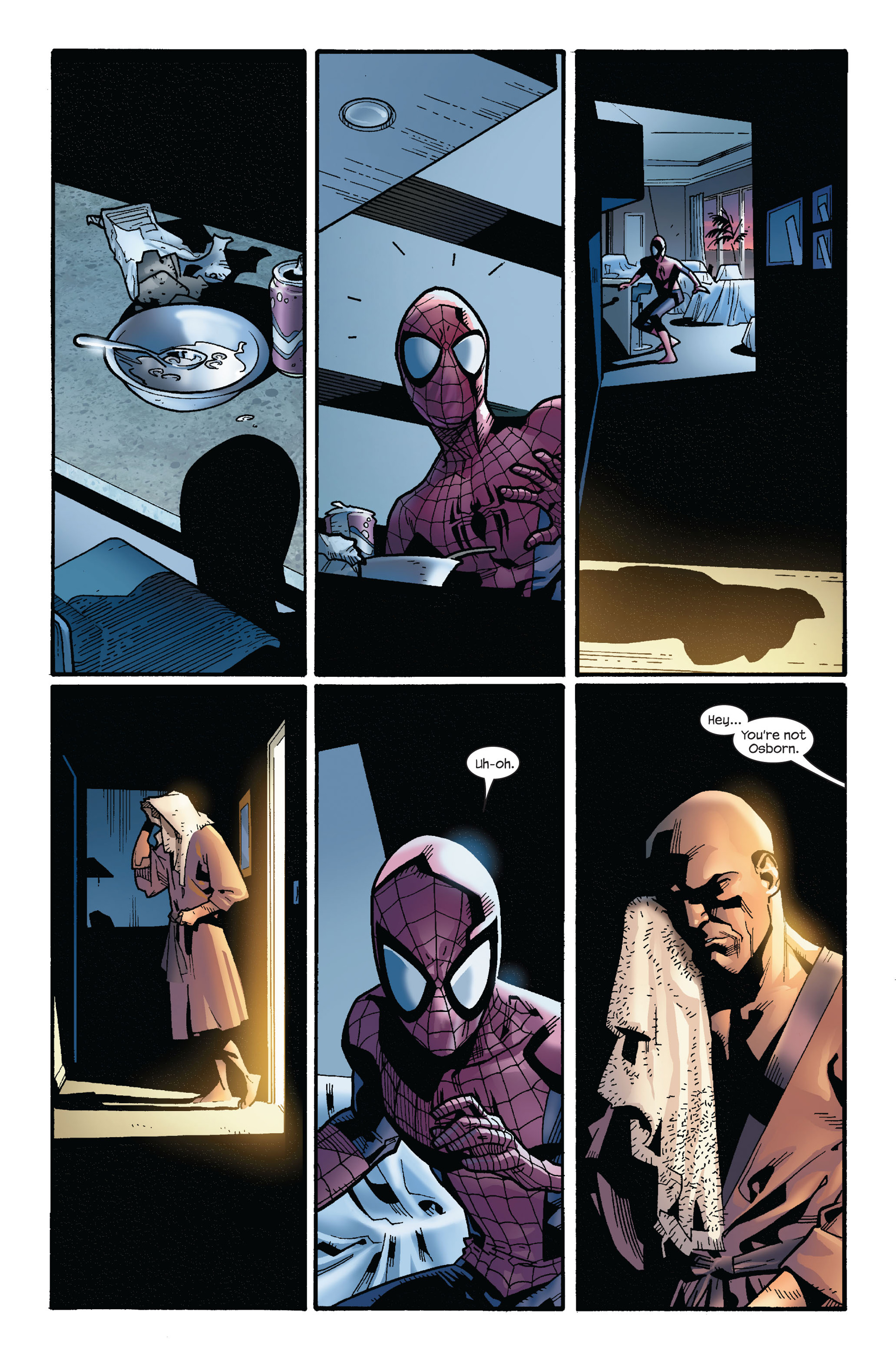 Read online Ultimate Spider-Man (2000) comic -  Issue #114 - 11