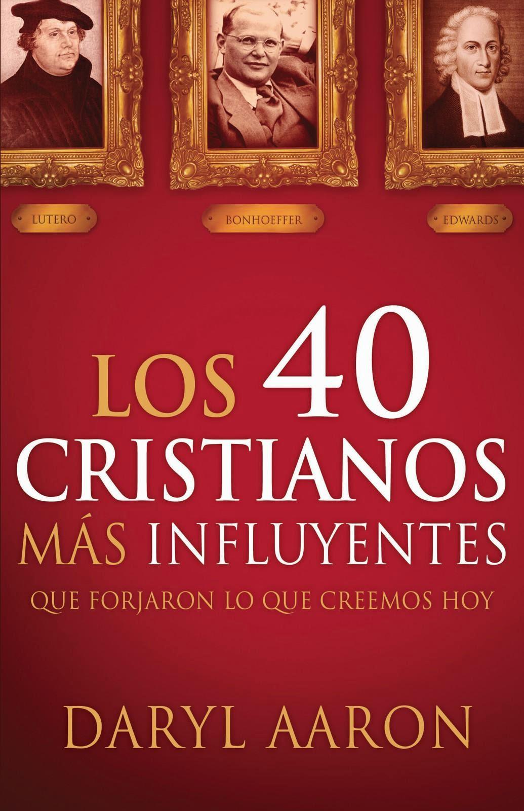 Daryl Aaron-Los 40 Cristianos Más Influyentes-