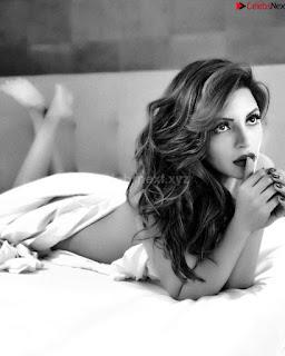 Shama Sikandar Beautiful Stunning Deep neck Gowns Bikini Inners 015.jpg