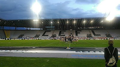 CEFL Teams: Istanbul Koç Rams of Turkey