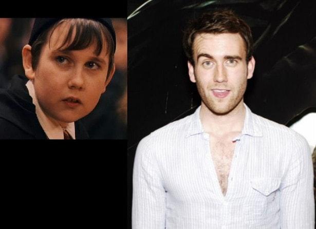 harry potter star cast transformation