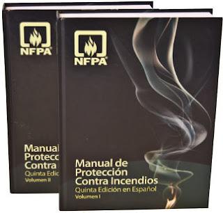 NFPA - manual proteccion contra incendios vol 1 y 2