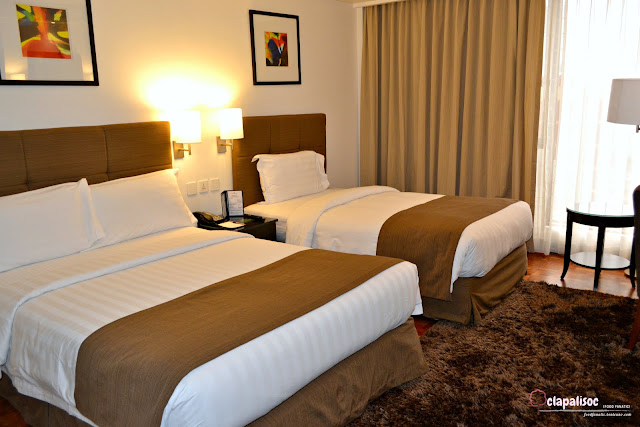 Deluxe Room at City Garden Hotel Makati