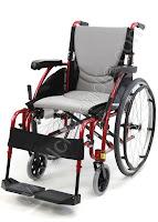 Karma S Ergo 115 Wheelchair
