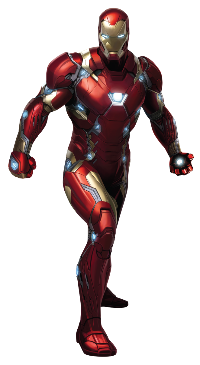 Png Homem De Ferro Iron Man Avengers Civil War Vingadores