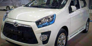 Inilah Sosok Kembaran Mobil Murah Daihatsu Ayla