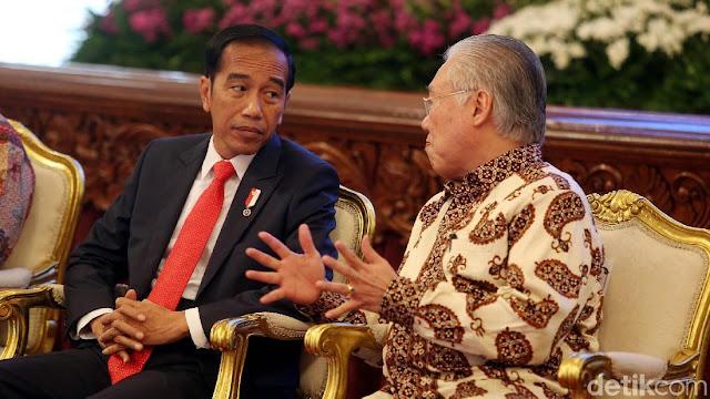 Jokowi Ingin Punya Kementerian Ekspor, RR: Ribet, Tinggal Pecat Mendag Raja Impor, Itu Aja Gak Berani
