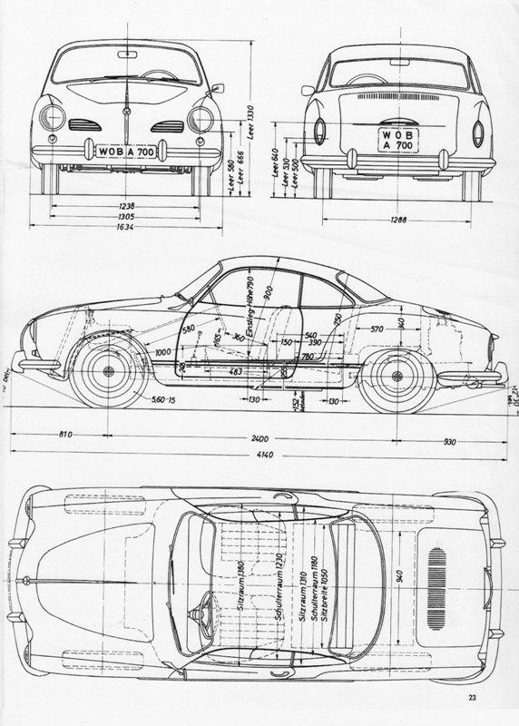 Garage De Poche Karmann Ghia  Version N U00e9erlandaise   The Real Thing