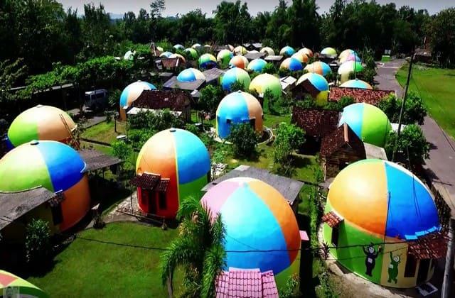 Desa Wisata Teletubbies, mengusik kenangan di masa kecil