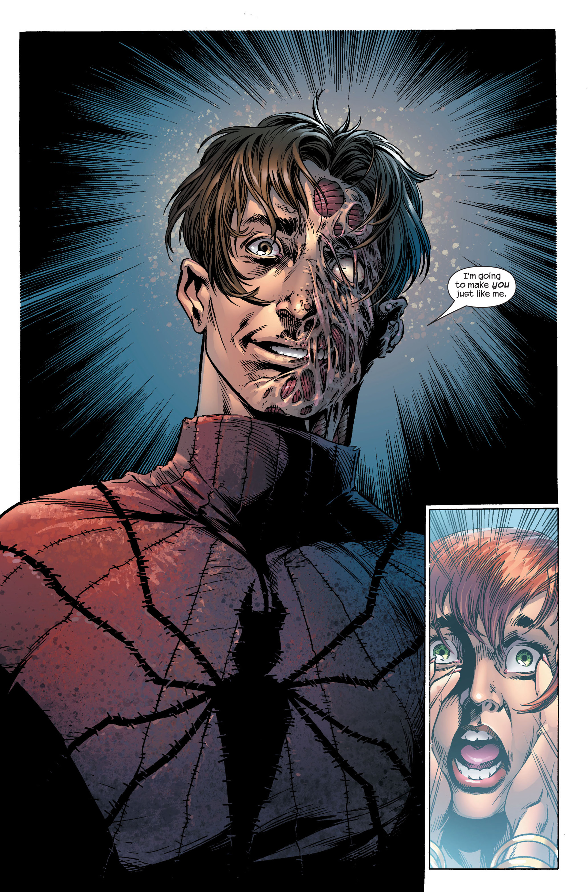 Read online Ultimate Spider-Man (2000) comic -  Issue #99 - 6