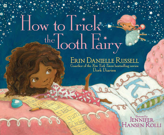 How To Trick the Tooth Fairy: A Book Review & Tooth Fairy Prize Pack Giveaway