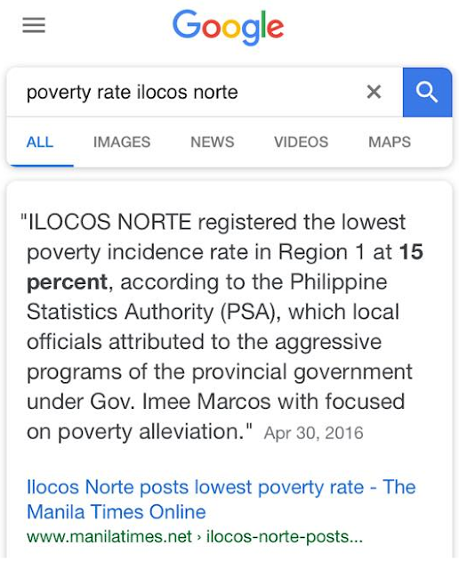 "Gov. Imee Marcos slams Robredo over poor Ilocos remark: ""Leni, you're road!"""