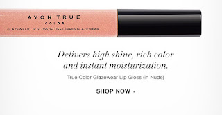 Avon True Color Glazewear Lip Gloss