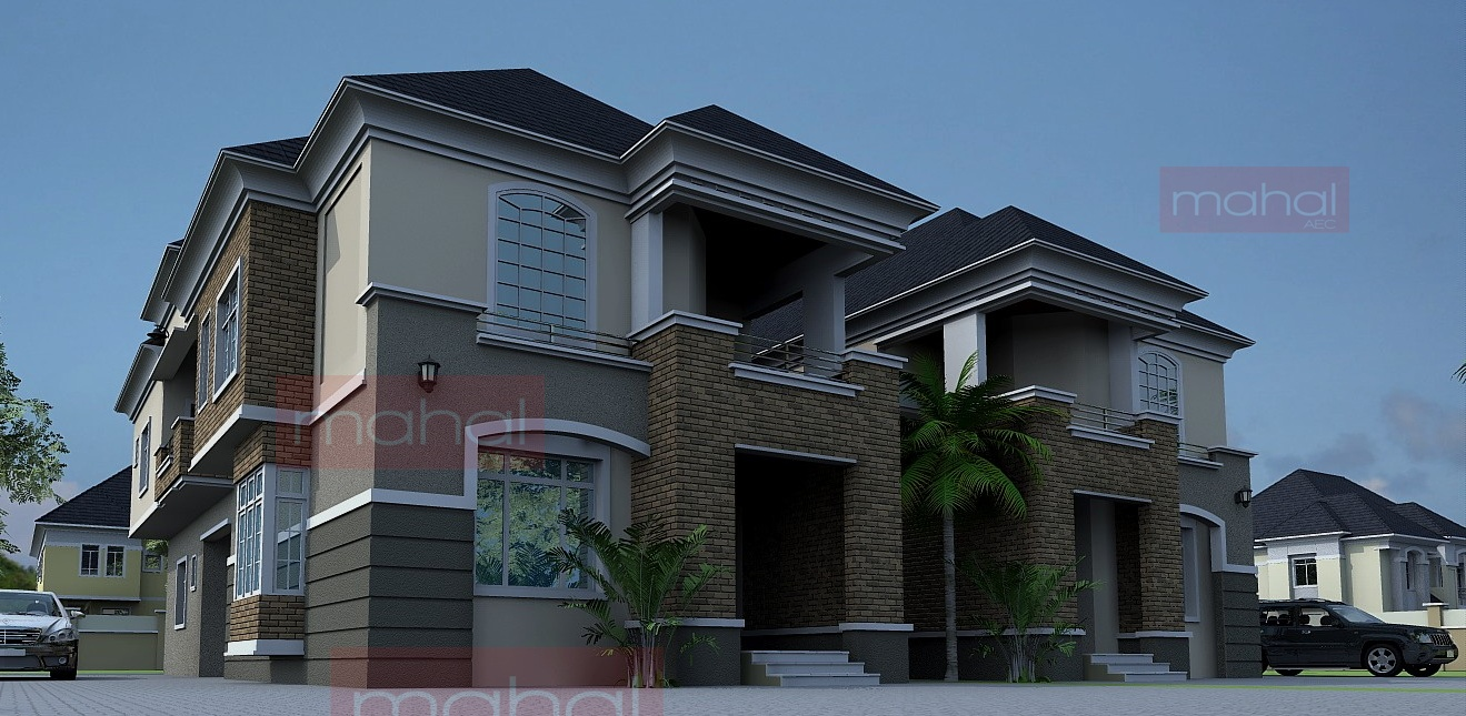 Contemporary Nigerian Residential Architecture Luxury 3: Contemporary Nigerian Residential Architecture: February 2012