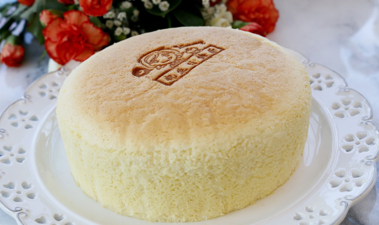 How To Make Simple Soft Sponge Cake