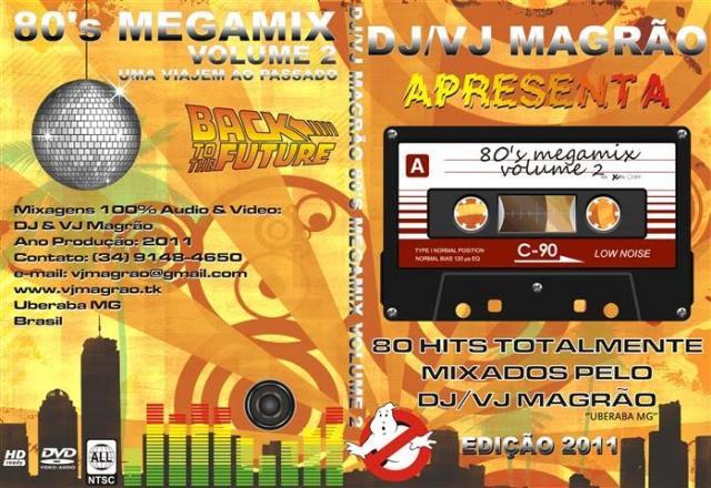 Reggaeton Party 2014 Vol 2 21 Songs: Riodvdmusic: DJ Magrao 80's Videomix Vol.2