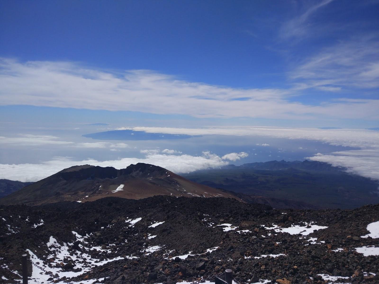 Jak wygląda świat z 3555 m? Teneryfa i Wulkan Teide