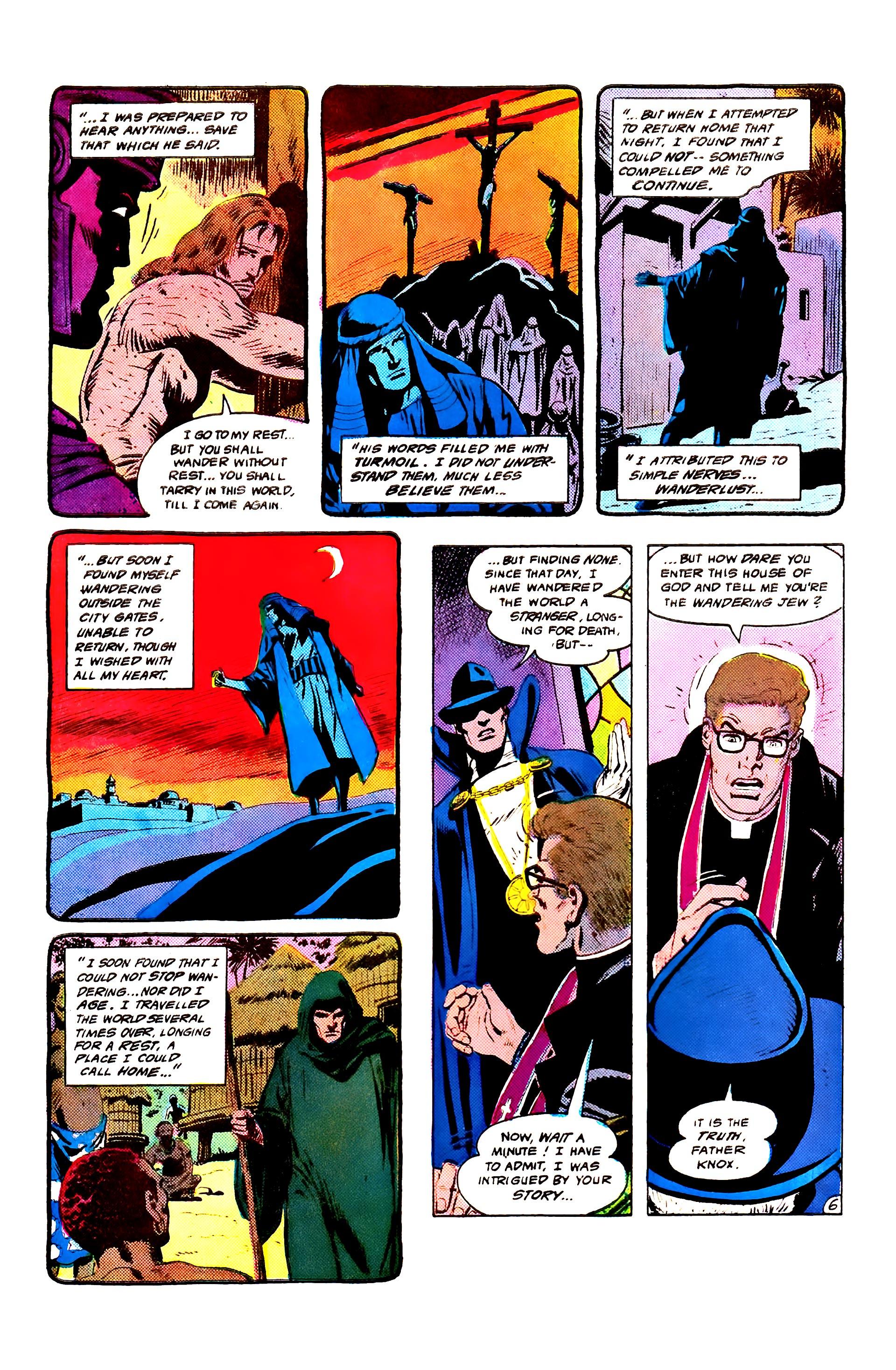 Read online Secret Origins (1986) comic -  Issue #10 - 10