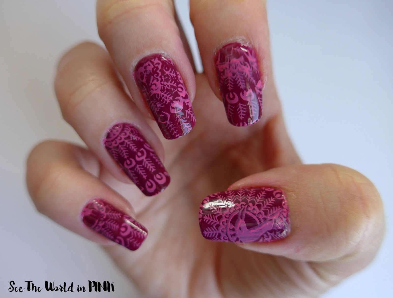 Manicure Monday - Essie Gel Couture in \