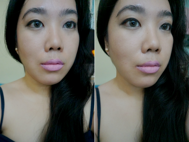 NYX Matte Lipstick in Pale Pink